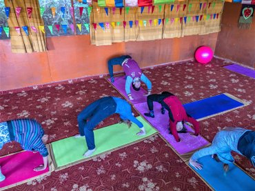 Yoga has a meditative and spiritual core. Yoga in Nepal is a spiritual in Kathmandu