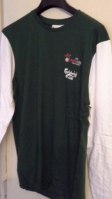 Nove muške sportske majice sa natpisom. Veličine l i xl. - Kragujevac - slika 2