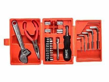 Набор инструментов Hammer Flex 601-041 23 в Бишкек