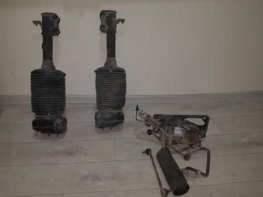 Продам две задние пневма и компрессор в Бишкек