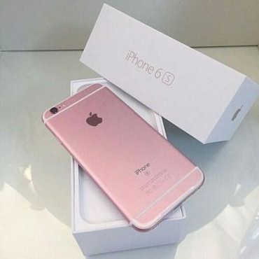 Срочно продаю IPhone 6s 32gb rose gold в отличном в Бишкек