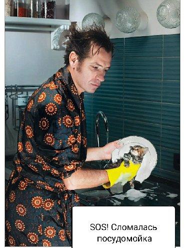 Профессиональный ремонт посудомоечных машин!Качественно и с