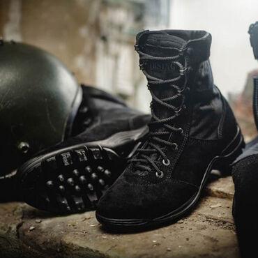 Мужские ботинки в Кыргызстан: Бомбическая НОВИНКА от GARSING⠀ верх комбинированный из