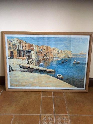 Декор для дома - Бает: Картины 2 штуки, привезены с Мальты
