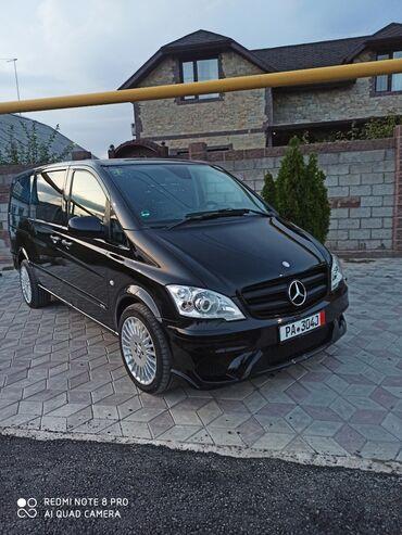 mercedes benz w124 e500 волчок купить в Кыргызстан: Mercedes-Benz V-Class 2.2 л. 2011