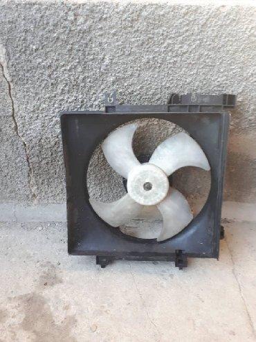Вентиляторы от радиатора 800 сом - 1 шт, есть 1 шт субару легаси BL 5
