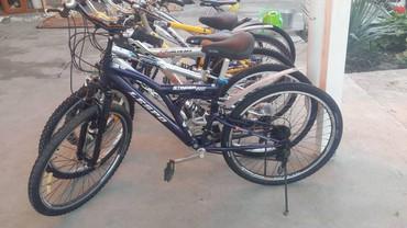 горный велосипед next в Кыргызстан: Велосипед оригинал в отличном состоянии Велосипеды из Кореи