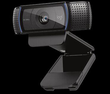 веб камеры 1024x768 в Кыргызстан: Продаются веб-камеры Logitech HD Pro Webcam c920. Состояние