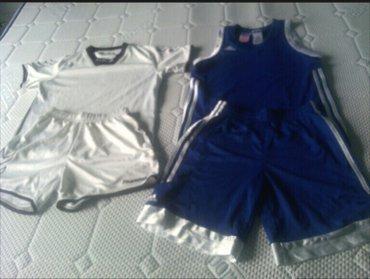 Ostala dečija odeća | Rumenka: 2 sprtska kompleta humel i adidas za decake uzrasta 11 i 12