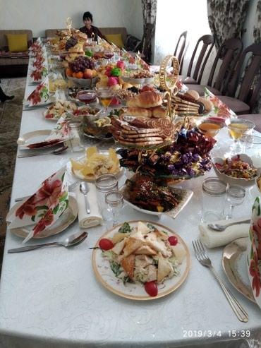 у вас дома в Кыргызстан: Повар на дом