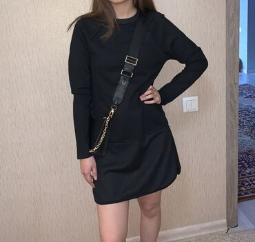 shapka zara dlja devochki в Кыргызстан: Платье trf by Zara размер S