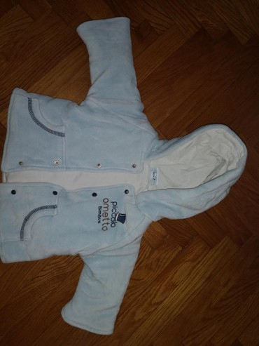 Bodi - Crvenka: Termo jaknice, vel. 1mes