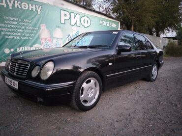 mercedes benz в Ак-Джол: Mercedes-Benz E 200 2 л. 1999 | 205000 км