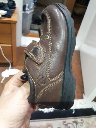 Bez cipele - Srbija: TIMBERLAND decija cipela zimska odlicna malo nosena kozna bez