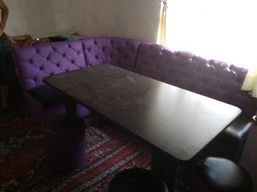 Кухонный уголок на заказ есть наличии и расрочка в Бишкек