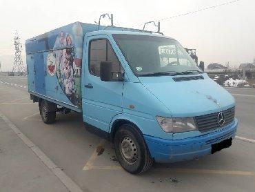 продаю портер в Кыргызстан: Продаю спринтер с рабочим морозильным бортом 3 кубовый турбо мотор