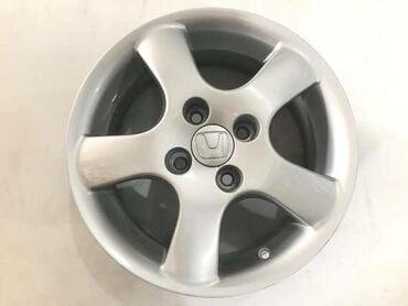 шины 175 65 r14 в Кыргызстан: Продаю диски r14 оригинал не варенные, не катанные ровные цена