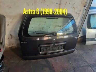 Opel Astra G Furqon Baqaj