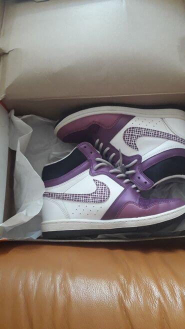 Ženska patike i atletske cipele | Beograd: Nike force, kao nove, bez ostecenja, kratko koriscene.Broj 39