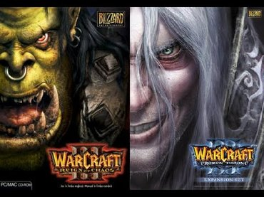 Pc igra warcraft 3 reign of chaos+the frozen throne (2003) savet:pre - Beograd