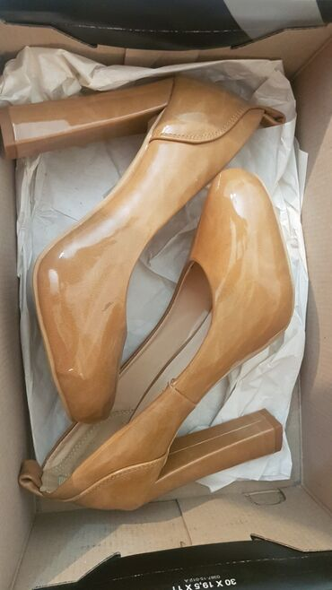 Ženska obuća   Arandjelovac: Zenske cipele, stikle, NOVE, 36
