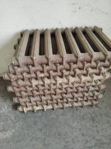 Ремонт и строительство - Кемин: Куплю чугун батарея