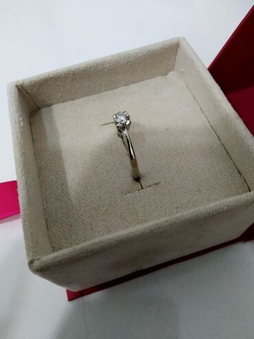 16 диски на ваз в Кыргызстан: Кольцо с бриллиантом, диаметр камня 3.3мм,отличного качества белое
