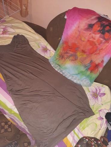 Haljine - Zitorađa: Haljinica tunika i majca za 500