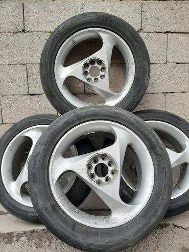 225 50 17 зимние шины в Кыргызстан: Диски R17. 225,55