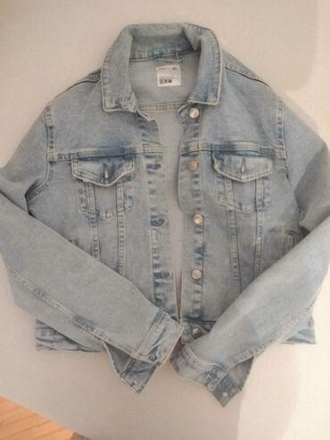 Moderna kratka teksas jakna