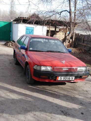 Toyota Carina 1.6 л. 1991