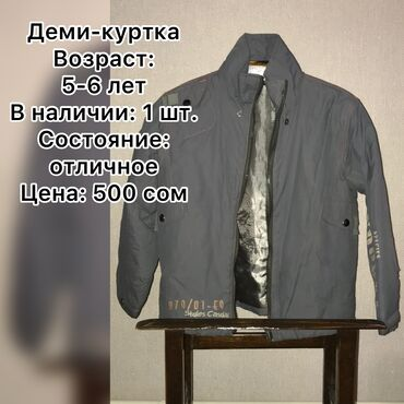 Куртки весна-осень ( деми) все куртки по две пары, все в отличном