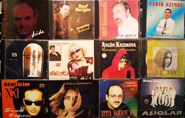 Mahnı diskləri alıram. Azərbaycan Original disklər.Varsa mesaj