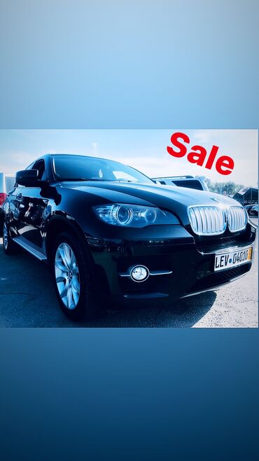 BMW X6 3 л. 2008 | 156000 км
