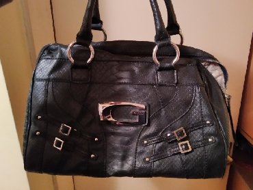 Guess originalna kozna torba. Kupljena u Americi - Belgrade