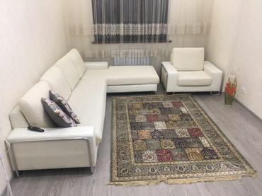 Угловой диван с Креслом в очень в Бишкек