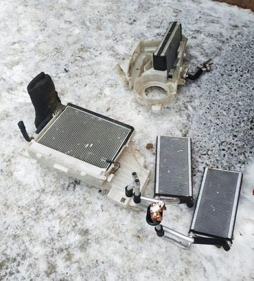 Продаю радиаторы печки салона и кондиционера на TLC200, LX570 в Бишкек