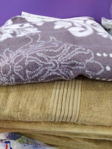 Полотенце пр-во Турция, Оптом  70x140 см 50х80см 30х50см  в Бишкек
