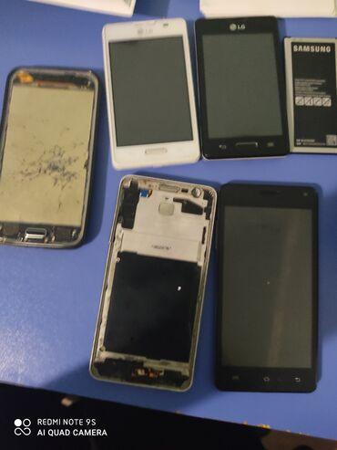 Продаю все эти телефоны или на запчасти у lg нету батарейек окачател