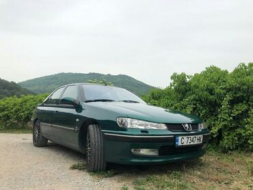 Peugeot 406 1.6 l. 2001 | 141000 km