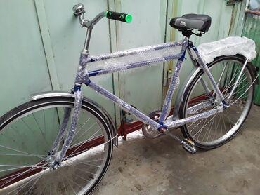 Спорт и хобби - Джалал-Абад: Урал велосипед новаяа ешо не ездил дакументи есть