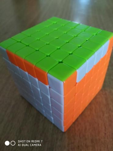 rubik - Azərbaycan: 6x6 Kubik Rubik. Şəkil Özümündü Özüm Çəkmişəm Süperdi Fırlanmada
