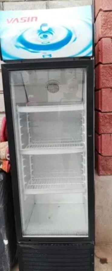 вита марине в Кыргызстан: Б/у Холодильник-витрина Белый холодильник