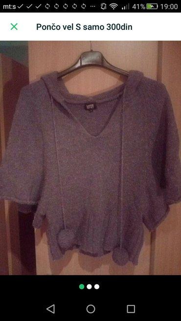 ***Prsluk pulover marke newyorker. Topao,očuvan - Beograd - slika 4