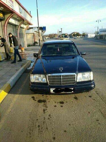 audi-100-28-at - Azərbaycan: Mercedes-Benz E 200 2 l. 1992 | 11111111 km