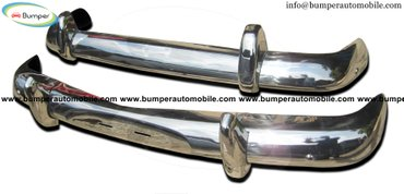 . Volvo Amazon EURO (1956-1970) bumper stainless steel One set in Baglung