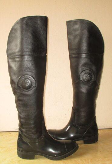 412 oglasa   ŽENSKA OBUĆA: Luksuzne U.S. Polo cizme od prave koze i gumeModerne, skupocene cizme