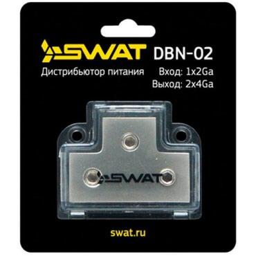 Дистрибьютор питания Swat DBN-02 в Бишкек
