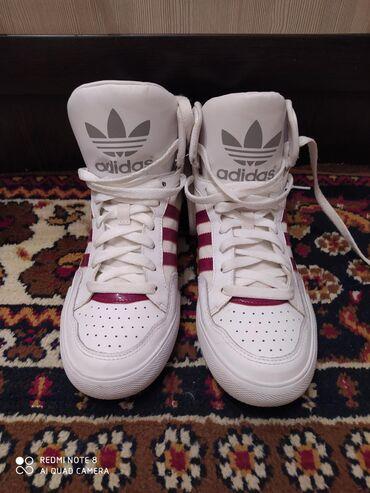 adidas-clima в Кыргызстан: Продаются фирменные кеды Adidas, б/у состояние отличное. Имеется