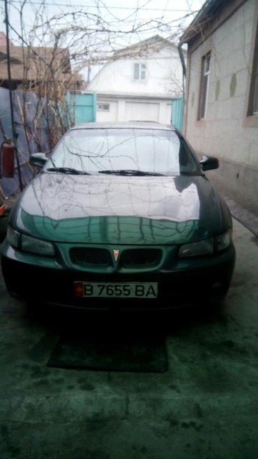 Pontiac в Бишкек: Pontiac Grand Prix 3 л. 2001 | 63449 км